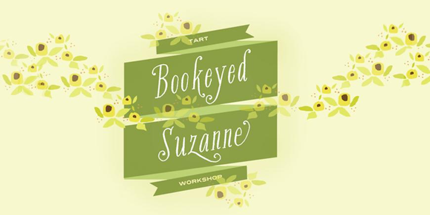 Bookeyed Suzanne