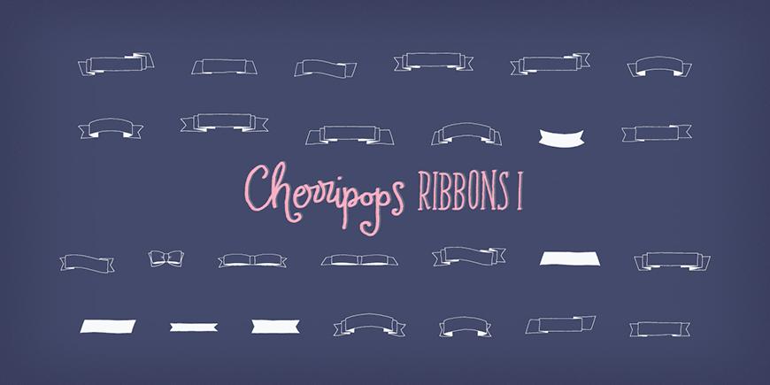 Cherripops Ribbons I