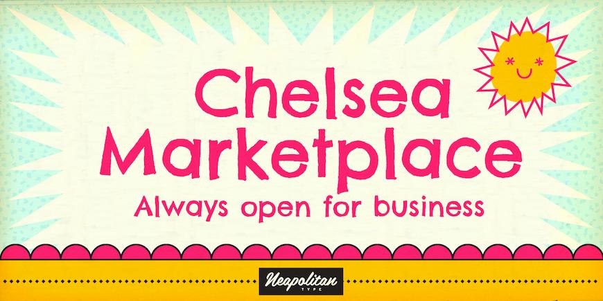 Chelsea Market Family