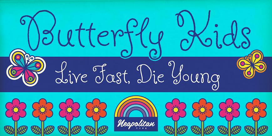 Butterfly Kids Pro