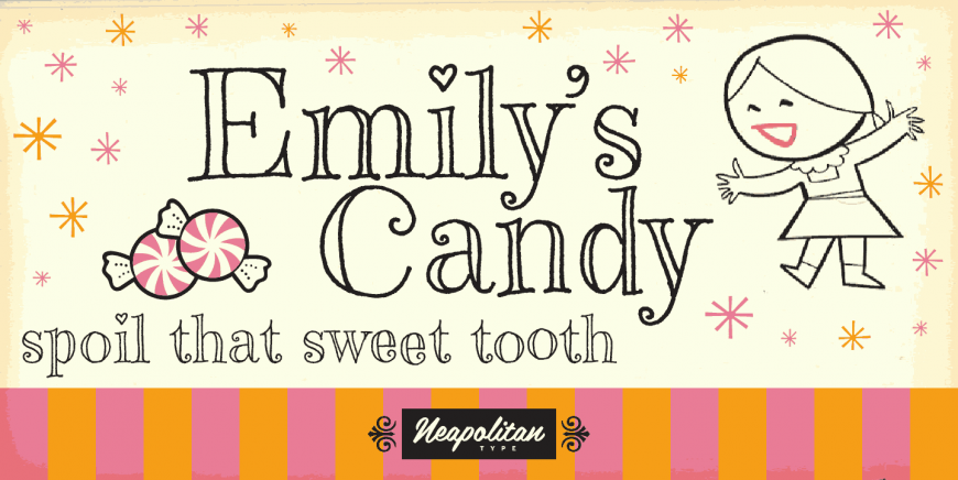 Emilys Candy Family