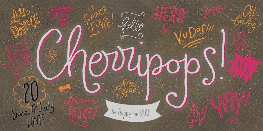 Cherripops Script