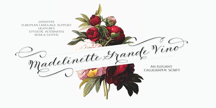 Madelinette Grande Vino